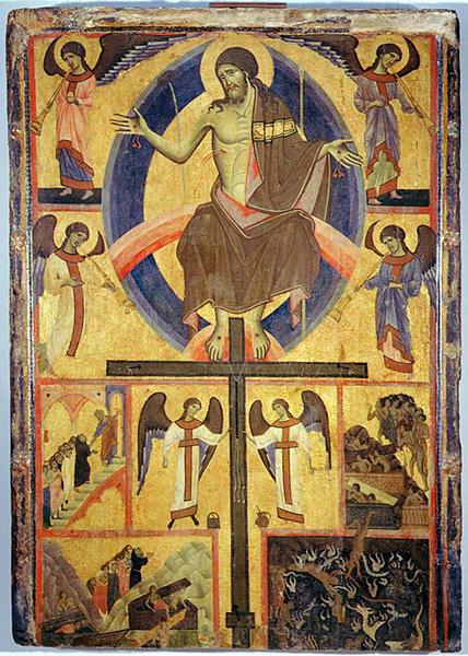 Guido di Graziano da Siena - Giudizio Universale